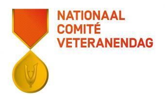 Logo Nationaal Comité Veteranendag 2020
