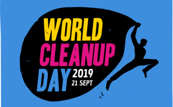 World cleanup day 21 september 2019